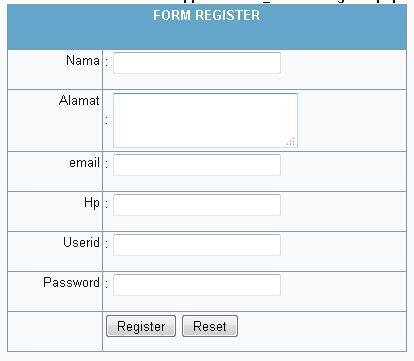 membuat-formulir-registrasi-pengguna-dengan-php-mysql