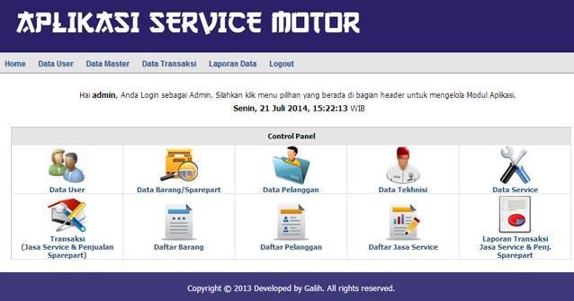 aplikasi-service-motor-php-mysql