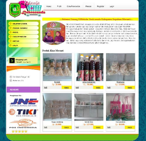 source code website toko online php mysql