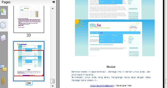 ebook membuat website php